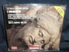 Luigi Cherubini - I Requiem - The Ambrosian Singers / Muti -2CD-Box   EMI / Amad