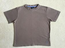 Next Boys Brown Short Sleeve T-Shirt - Age 6 Years