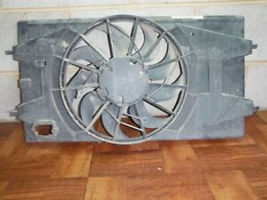 05-10 COBALT COUPE PONTIAC G5 PURSUIT Radiator Fan Assy