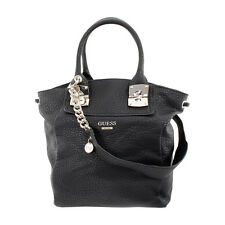 Guess Frankee Large Black Ladies Tote Handbag VG506724BLA