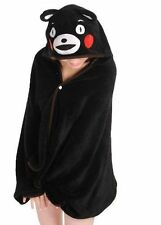 Kumamon poncho for Cosplay free size unisex kawaii UNIQUECOCK COS Japan NEW