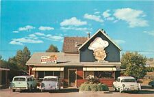 Autoa Missoula Montana Minute Kitchen Restaurant Postcard Colorpicture 11143