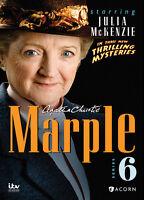 Agatha Christie's Marple: Series 6 (2014, DVD New)