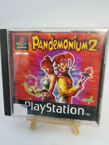 Pandemonium 2  | PS1 / Sony Playstation 1 Spiel mit Booklet