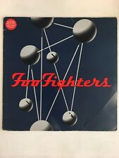The FOO FIGHTERS LP 1997 the Colour And The Shape 1st UK Press EX Vinyl Original