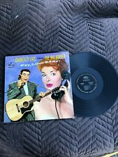 CHANTILLY LACE THE BIG BOPPER VINTAGE  LP RECORD