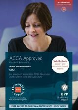 ACCA Audit and Assurance: Practice and Revision Kit by BPP Learning Media Book