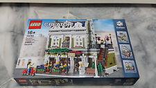 Lego Modular Parisian Restaurant 10243 (Rare Item)