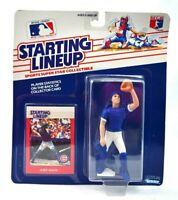 NEW 1988 Kenner Starting Lineup Jody Davis Chicago Cubs MLB Baseball Figure F9