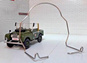 Lucas Type ST51 Rear D Light Wire Glass Lens Retaining Clip Land Rover Series 1