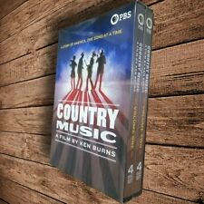 Ken Burns: Country Music [New Dvd] Boxed Set Fast shipping First Class Mail