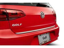 2015-2017 VW Volkswagen Golf GTI MK7 e-Golf Rear Chrome Look Accent Strip OEM