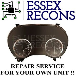 MERCEDES VITO W447 INSTRUMENT CLUSTER 2015 On , LCD REPAIR SERVICE
