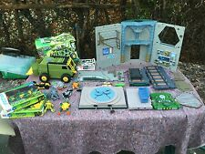 Teenage Mutant Ninja Turtles JOB LOT Action Figures, Playset and Vehicle Bundle