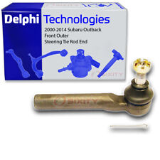 Delphi Front Outer Steering Tie Rod End for 2000-2014 Subaru Outback - tp
