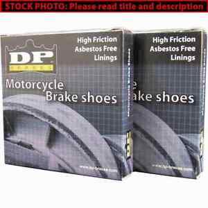 DP Brakes | Shoe, Mx Frt/Rear | 9112