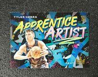 Tyler Herro 2019-20 Panini Court Kings NBA Apprentice Artist Rookie Card RC # 25