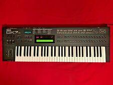 Yamaha DX7IID + Grey Matter E! + RAM4 Cartridge DX7 II D 2 Synthesizer Sequencer