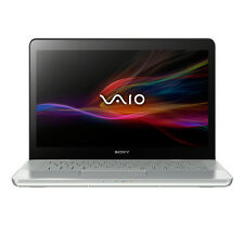 "Sony VAIO Fit SVF14A 14"" Silver Personal Computer"