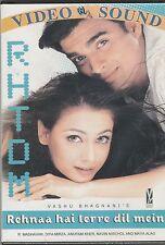 rehnaa hai Terre dil Mein - RHTDM - R Madhwan , Diya  [Dvd]1st Edition Released