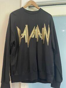 Gold Balmain jumper