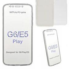 Fundas y carcasas transparente de silicona/goma para teléfonos móviles y PDAs Motorola
