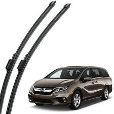 Genuine Set OEM Front Windshield Wiper Blades Fit For 2018-2020 Honda Odyssey