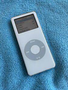 Apple iPod Nano 1st Gen 2GB Wolfson DAC diyMOD Mod Red Wine Audio Enhanced