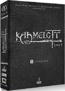 KAAMELOTT Livre V  COFFRET DVD NEUF SOUS BLISTER