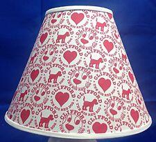 Clifford Big Red Dog Handmade Lamp Shade Lampshade
