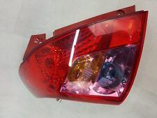 SUZUKI SWIFT 04-10 3DR HATCH REAR PASSENGER LEFT NEARSIDE TAIL LIGHT LAMP
