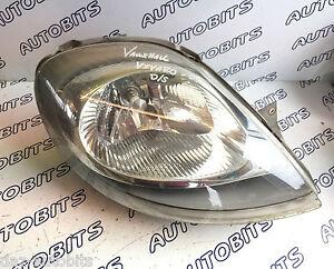 Headlight - Passengers Side N/S - VAUXHALL VIVARO - 2005 - 91165722