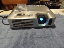 Hitachi CP-X260 Video Projector 833 Lamp Hours Tested Home Theater