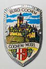 Stocknagel Stockemblem Stockschild - Cochem Mosel / Burg Cochem - NEUWARE