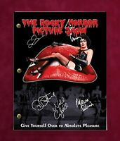 Rocky Horror Picture Show Complete Movie Script With Reproduction Signatures