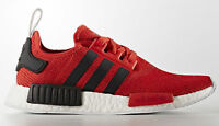 Adidas NMD R1 Core Red Nomad Black NMD_R1 BB2885 New DS Sz: 10-10.5