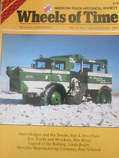 Wheels of Time - Truck Historical Society Journal - Hercules Manufacturing Co.