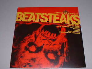 """Beatsteaks - Demons Galore EP Vinyl NEU Schallplatte NEW 10"""""""