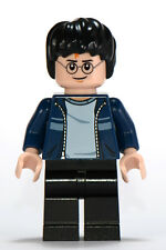 Harry Potter Genuine LEGO Minifigure HP087! D/Sided Smiling & Frowning Face! New