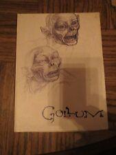The Gollum Smeagol Collectible Dvd (with Creating Gollum Booklet) Gollum-90-Dgpk
