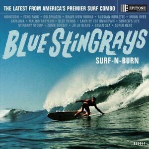 Blue Stingrays - Surf-N-Burn [New Vinyl LP] 180 Gram