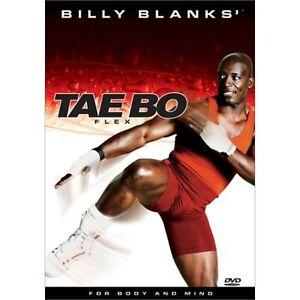 Tae Bo Flex [DVD] (Billy Banks)