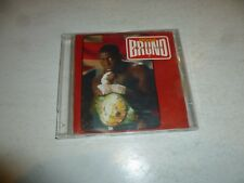 FRANK BRUNO - Eye Of The Tiger  Deleted 1995 UK Stock Aitken Waterman 3-track CD