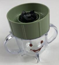 Baby Bullet Blender Blade W/ Sippy Cup