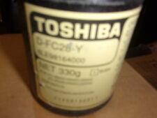 DFC28Y-Genuine Toshiba FC28 Yellow Developer for e-studio 2330c/2830c/3530c