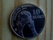 10 €.... Plata... Campeones del mundo....2010
