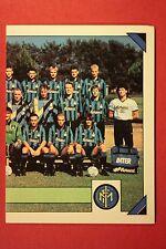 Panini Calciatori 1993/94 1993 1994 n. 98 INTER SQUADRA DA EDICOLA !