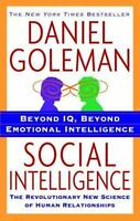 Social Intelligence by Daniel Goleman FREE SHIPPING paperback book Relationships