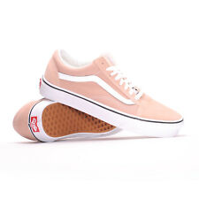 Vans Old Skool (Mahogany Rose/True White) Women's Shoes