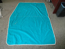 Chris Craft Catalina Canvas Cover Teal Green 62 x 87 IN FREE SHIPPING